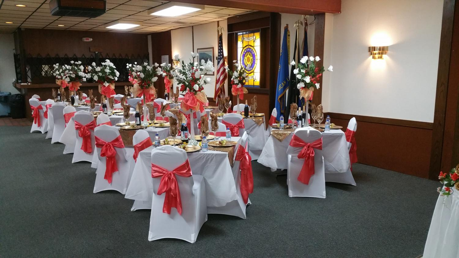 Banquet Room Party Room Rental